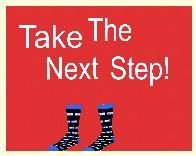 Take the next step!
