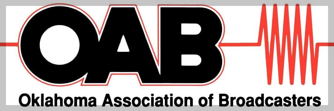 Oklahoma Association of Broadcasters logo