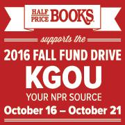 Half Price Books supports the 2016 Fall Fund Drive