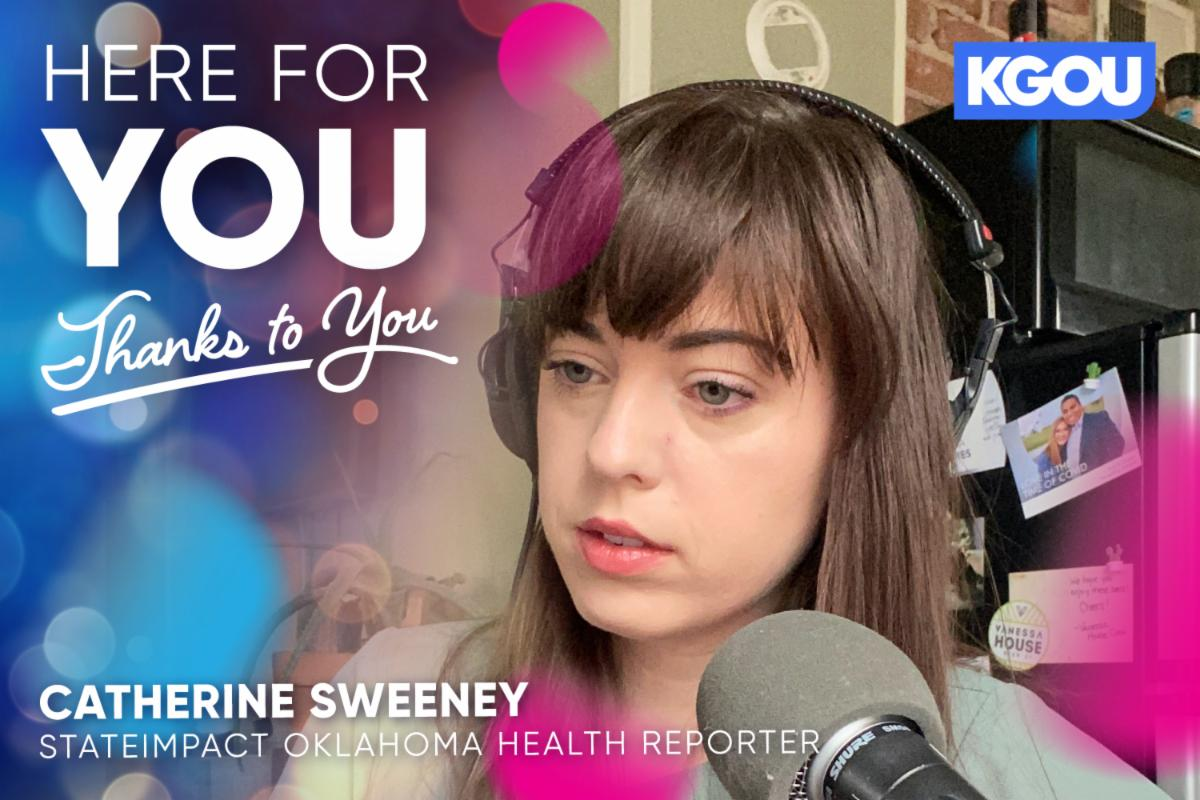 Catherine Sweeney StateImpact Health Reporter