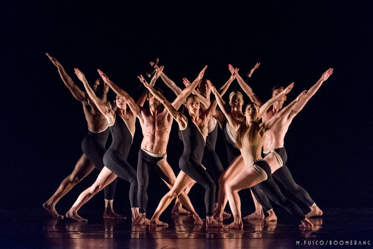 dance company in formation