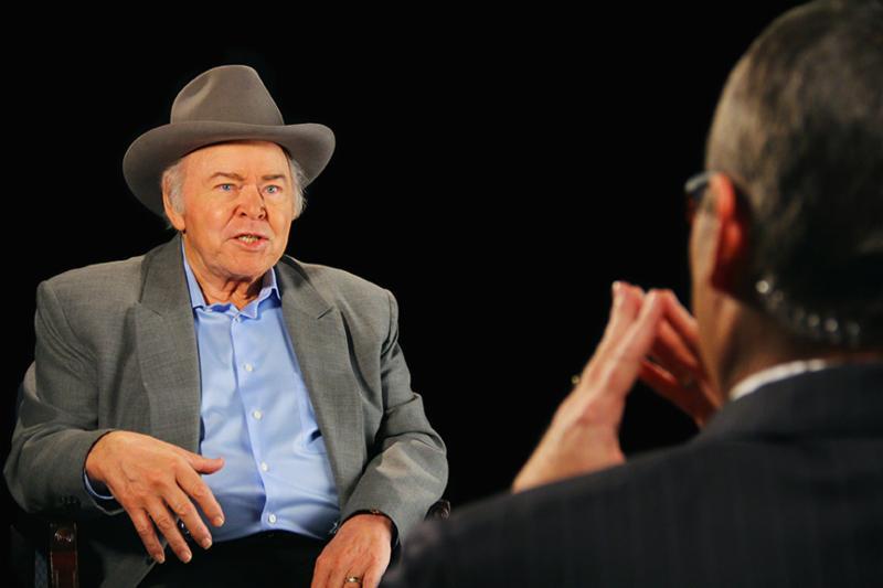 Roy Clark interview