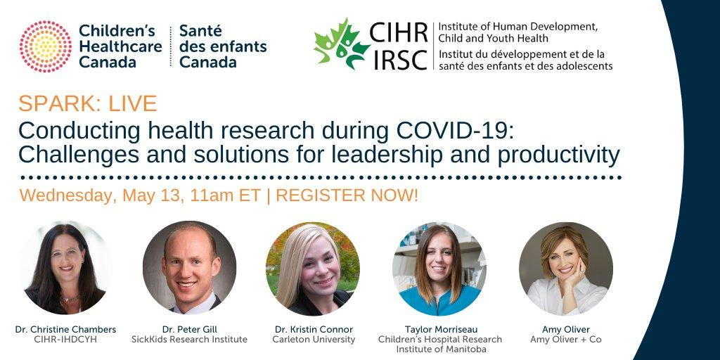 Event poster - Conducting Health Research During COVID-19