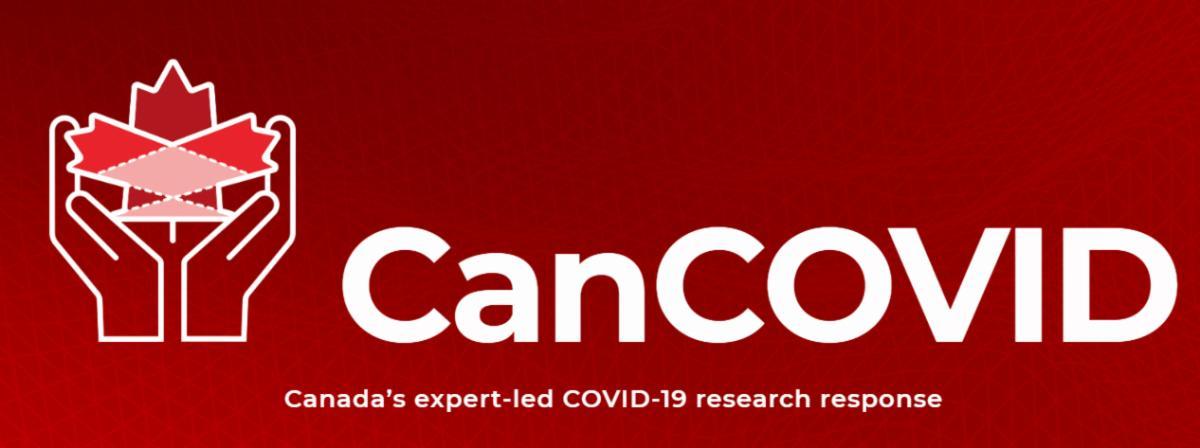 CanCOVID logo