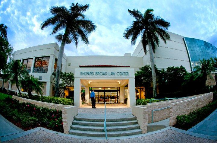 Law Center building