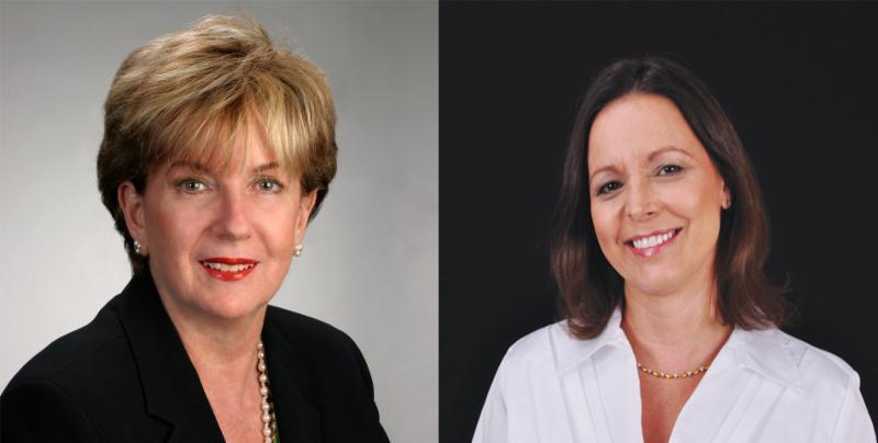 Arlene Lankin, Gail Fisher