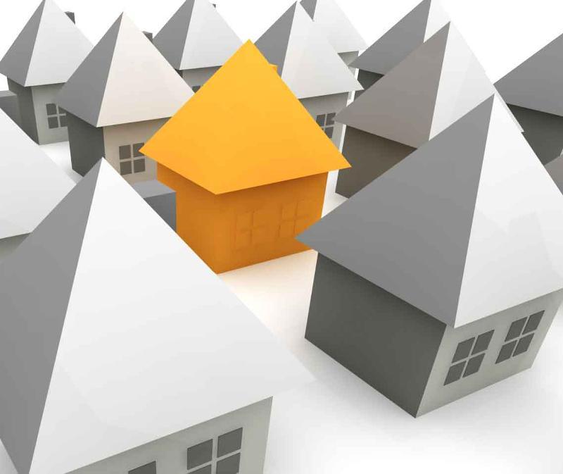 Many Homes - Orange House