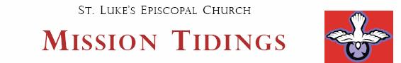 Mission Tidings Newsletter