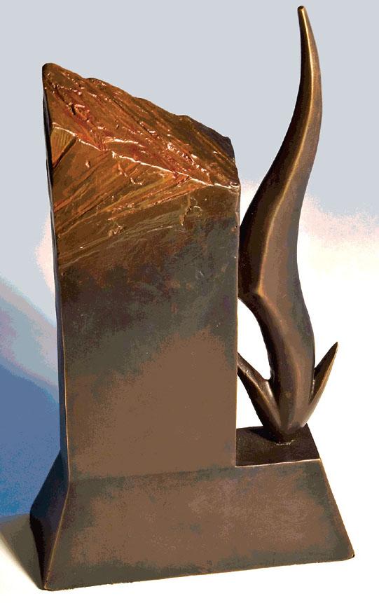 The Spark of Imagination statuette