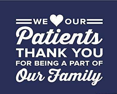 love our patients