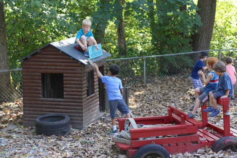 Meridian Hills Nature Explore Classroom Dedication