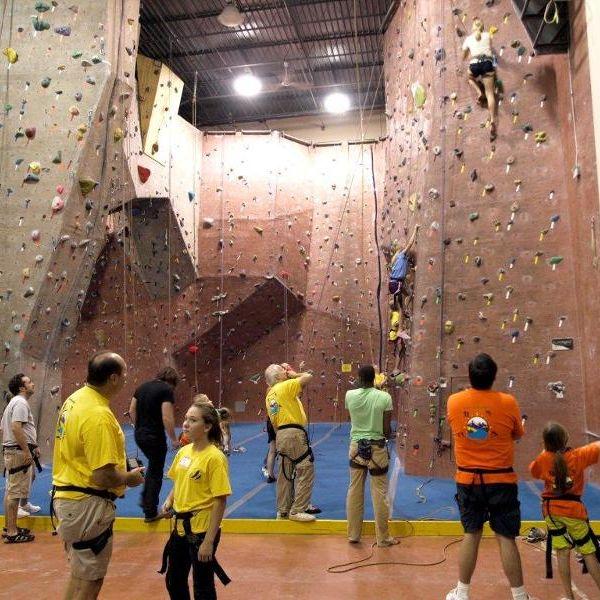 Rock Climbing Lock-In 1