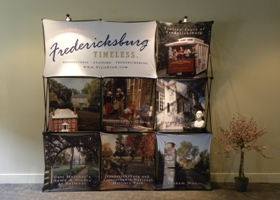 Fredericksburg Timeless Display