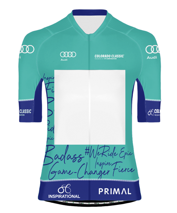 Most Inspirational Rider jersey