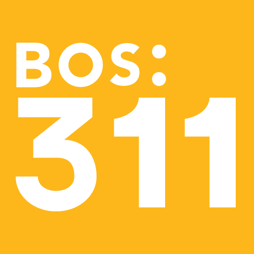 Boston 311 logo