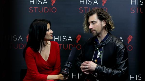 HISA Studio on HISA TV with Matiu Bush