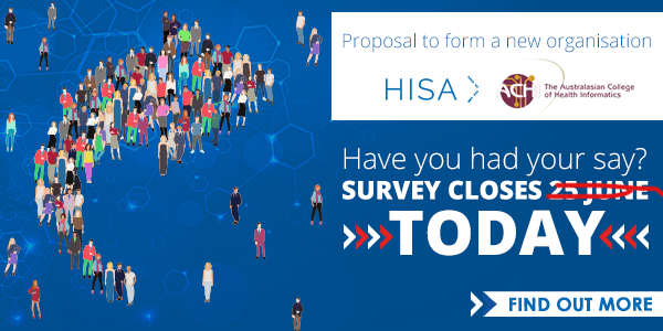 New organisation survey closes TODAY