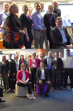 Congratulations to the new CHIAs at Queensland Health!