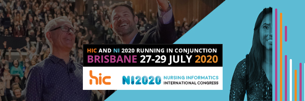 NI 2020 and HIC 2020 running in conjunction