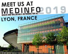 Meet us at MedInfo