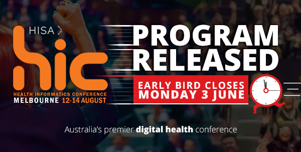 HIC early bird sale closes June 3!