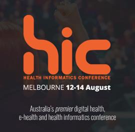 HIC Melbourne 12-14 August