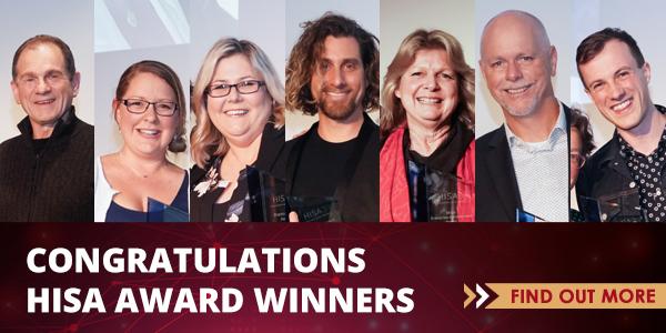 Congratulations HISA Awards winners