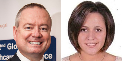 Flinders 2-day workshop speakers Mark Brommeyer and Dr Angie Shafei