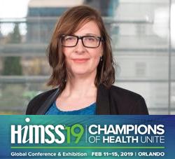 Kate Birch HIMSS