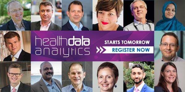 Health Data Analytics - October 16 and 17 - Sydney