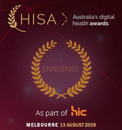 HISA Awards HIC 2019 Gala Dinner Enterprise Award