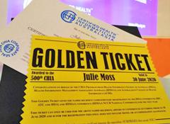 500th CHIA golden ticket