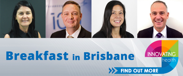 Breakfast in Brisbane for Innovating Health