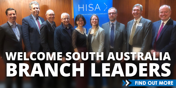 Welcome South Australia branch leaders
