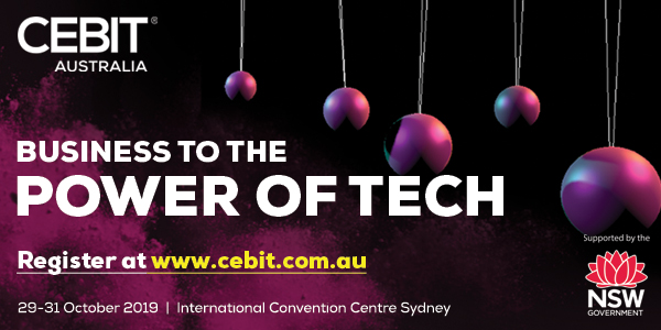 Cebit - Business to the power of tech