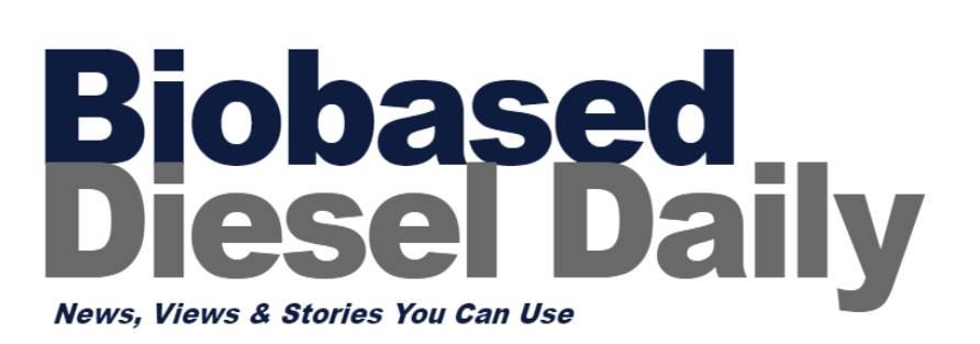 Biobased Diesel Daily Logo