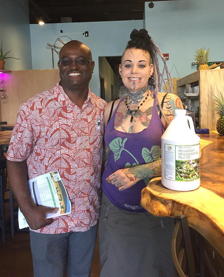 Chef Nick - Moku Roots