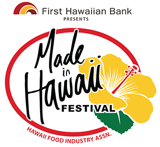 Made in Hawaii Festival Logo