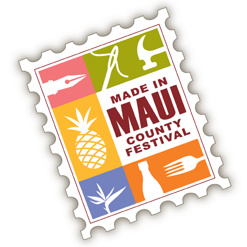Made in Maui County Festival logo