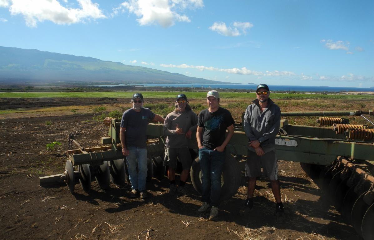 Maui Fire Farm Team