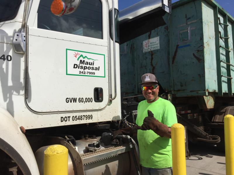 Maui Disposal Biodiesel Day