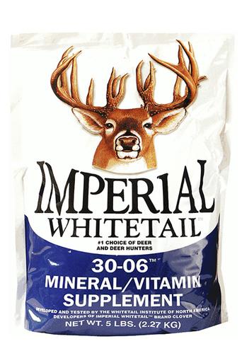 Deer Mineral at Farmers Coop