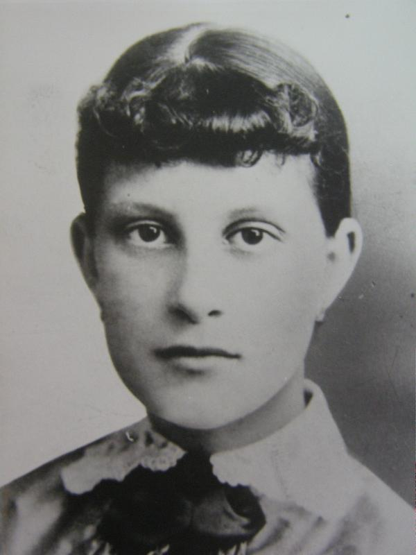 Mattie Florence Rhodes
