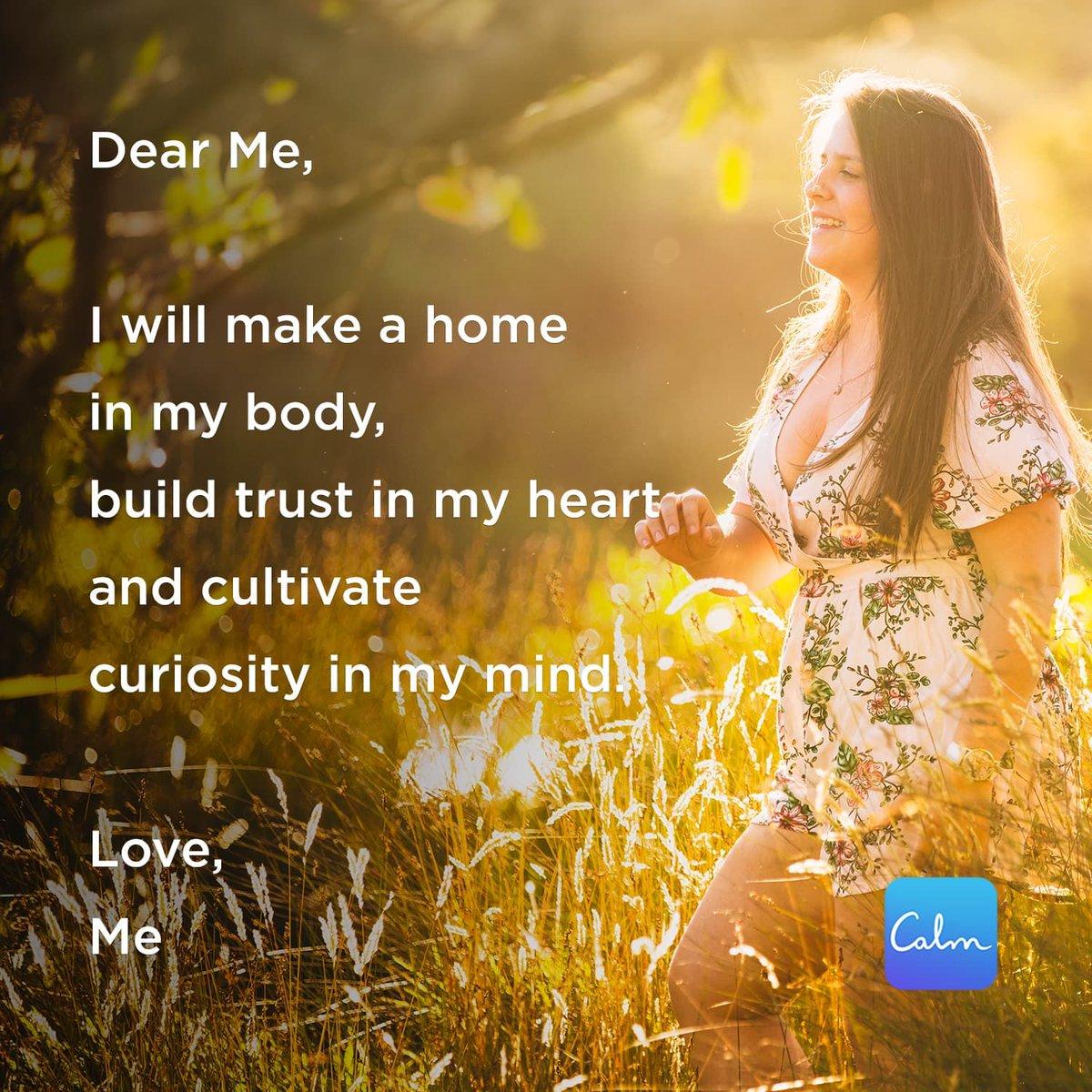 Dear Me
