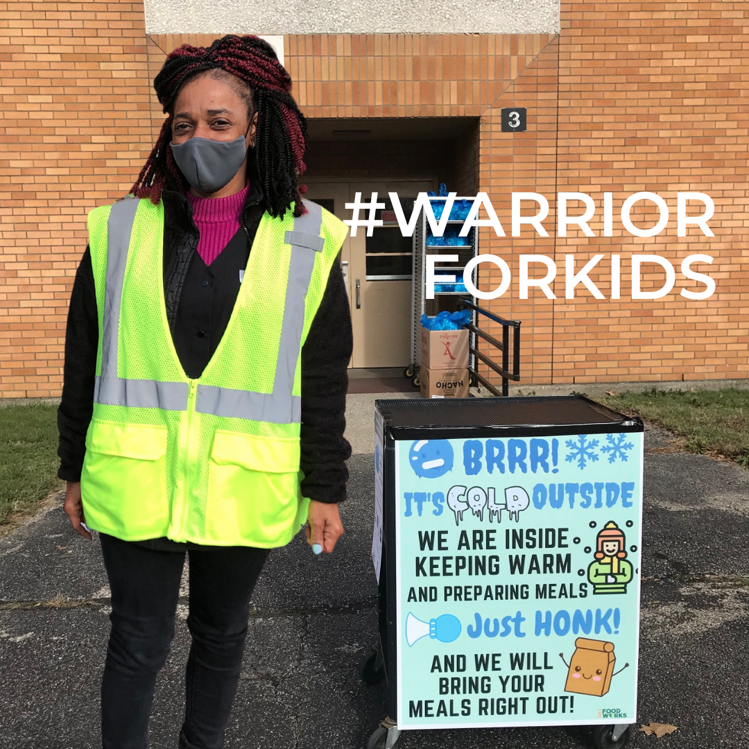 Warrior For Kids Winner