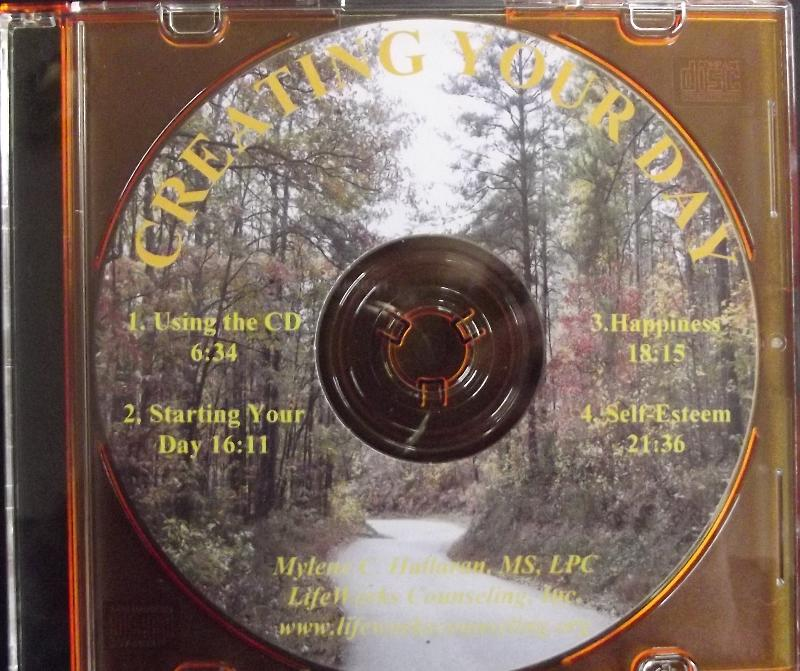 Creating Your Day CD