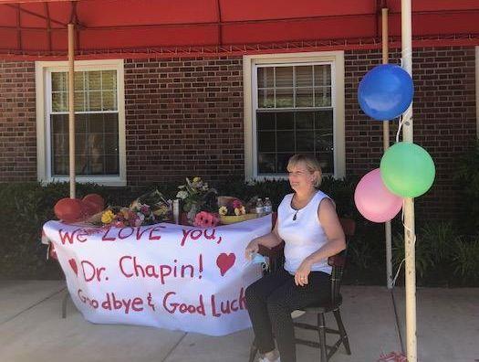 farewell dr. chapin