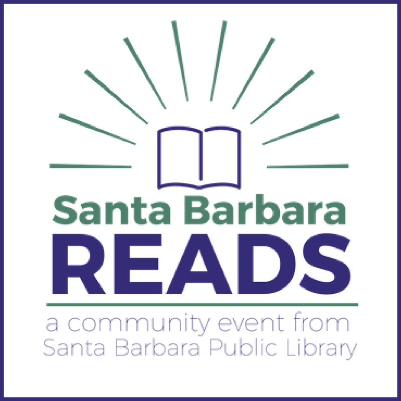 Santa Barbara Reads logo