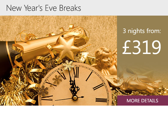 New Year Breaks - click for more