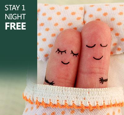 Free night offer.